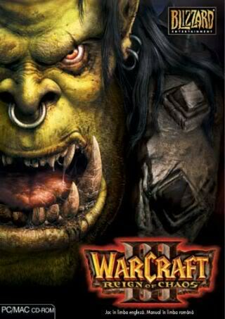 Download Warcraft III Reign of Chaos and TFT CD