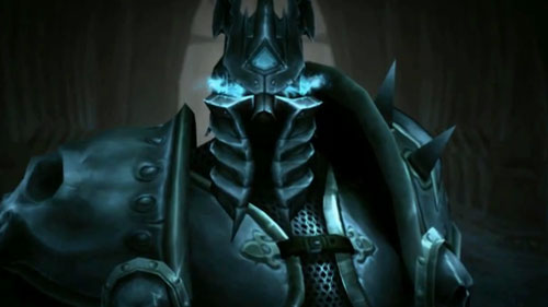 Fall of The Lich King Trailer
